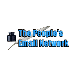 People's Email Network logo
