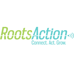 Roots Action Network logo